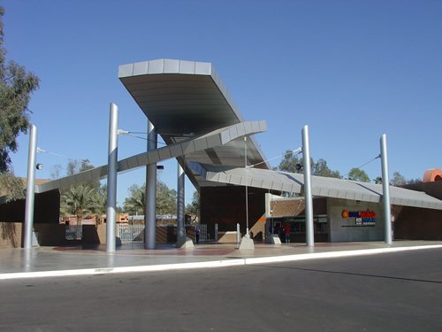 Paseo por Mexico Museo Sol del Niño de Mexicali