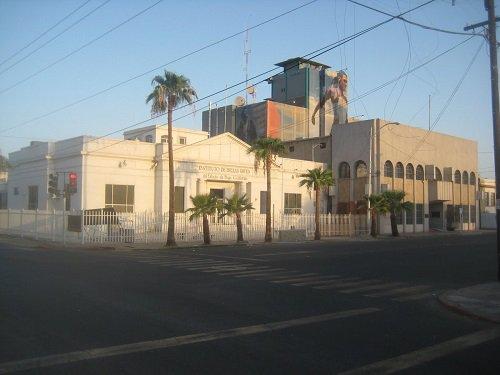 Paseo por Mexico Edificio del Instituto de Bellas Artes de Mexicali