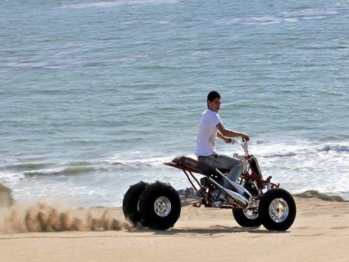 Paseo por Mexico Paseo en Dunas en Playas de Rosarito