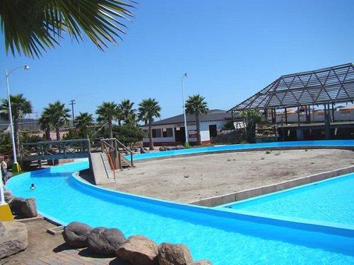 Paseo por Mexico Centro Recreativo el Palmar en Playas de Rosarito