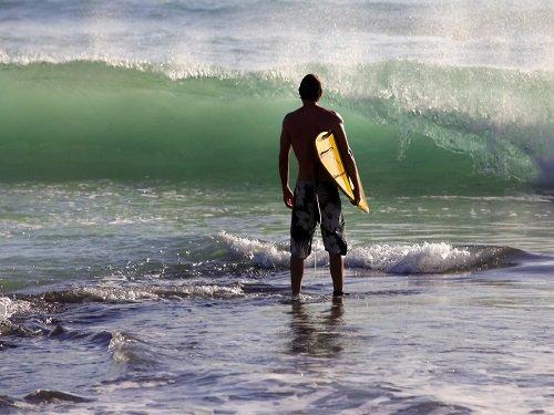 Paseo por Mexico Playa la Fonda en Playas de Rosarito