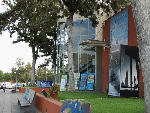 Paseo por Mexico Instituto de Cultura de Baja California de Tijuana