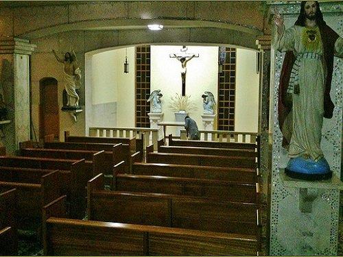 Paseo por Mexico Interior de Parroquia San Francisco de Asís de Tijuana