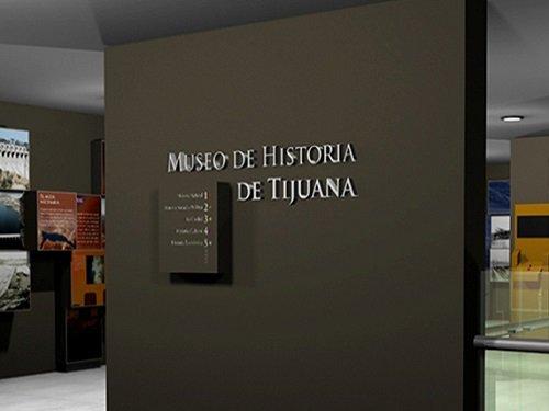 Paseo por Mexico Museo de Historia de Tijuana