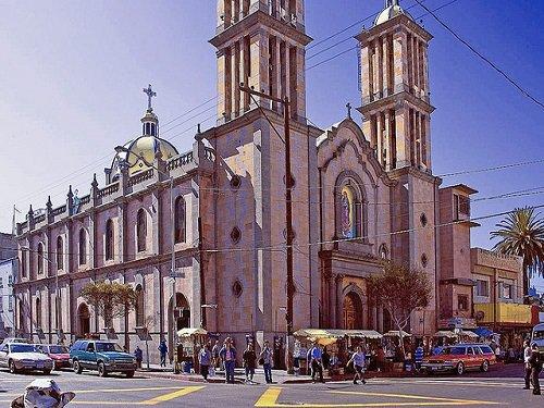 Paseo por Mexico Catedral de Tijuana, Nuestra Señora de Guadalupe