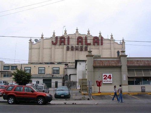 Paseo por Mexico Jai Alai en Tijuana