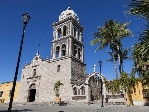 Paseo por México | Misión de Nuestra Señora de Conchó Loreto