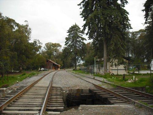 Paseo por Mexico Antigua Estación de Tren de Acajete