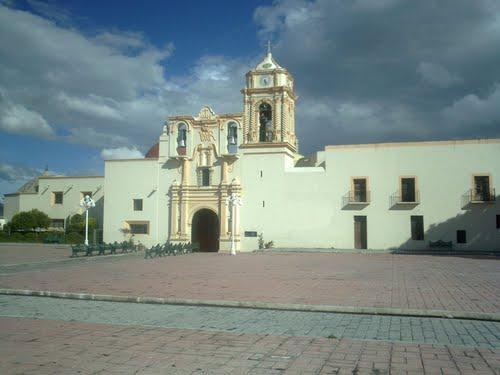 Paseo por Mexico Parroquia Santa María de la Asunción en Acajete
