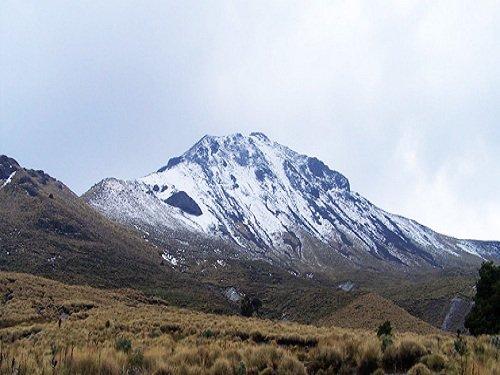 Paseo por Mexico Faldas de la Malinche en Acajete