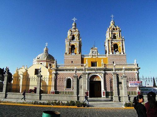 Paseo por Mexico Santuario de la Virgen de los Dolores en Acatzingo