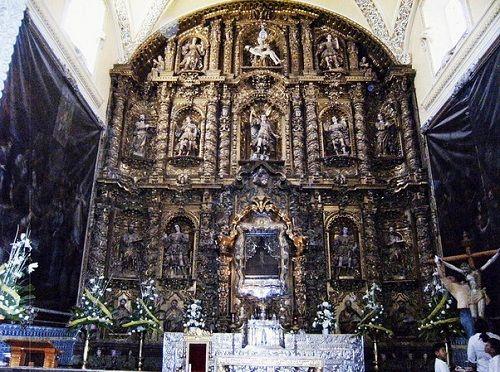 Paseo por Mexico Interior de Santuario de la Virgen de los Dolores en Acatzingo