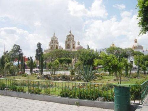 Paseo por Mexico Zócalo de Acatzingo