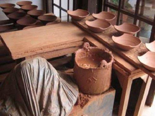Paseo por Mexico Artesanías de barro en Acteopan