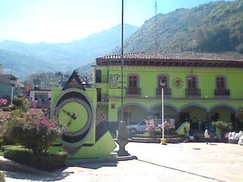 Paseo por Mexico Palacio Municipal de Ahuacatlán