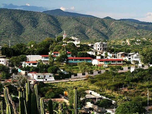 Paseo por Mexico Panoramica de Ahuehuetitla