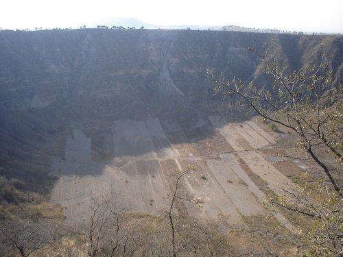 Paseo por Mexico Cráter municipio de Aljojuca