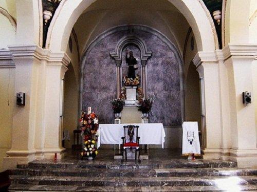 Paseo por Mexico Interior de Templo parroquial en honor a San Francisco en Altepexi
