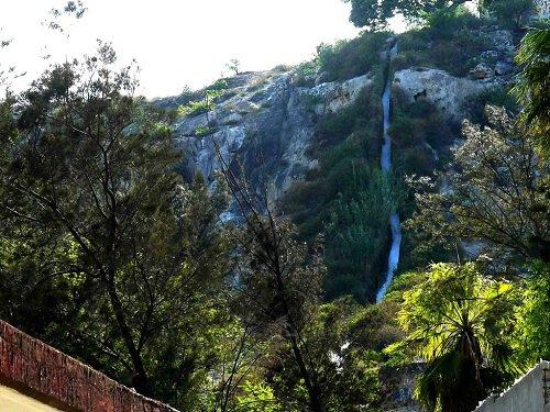 Paseo por Mexico Cascada de Altepexi