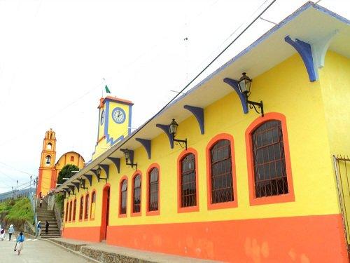 Paseo por Mexico Palacio Municipal de Amixtlán