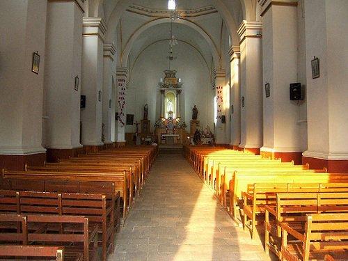 Paseo por Mexico Interior de Ex convento de San Francisco de Asís en Amozoc