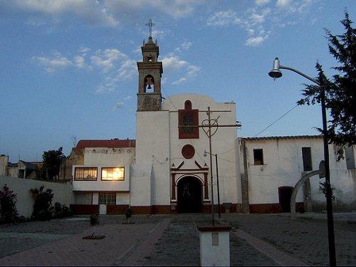 Paseo por Mexico Ex convento de San Francisco de Asís en Amozoc