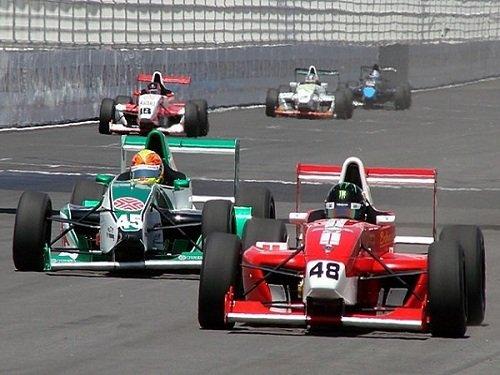 Paseo por Mexico Autódromo Miguel E. Abed de Amozoc