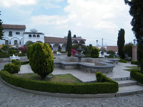 Paseo por Mexico Palacio Municipal de Aquixtla