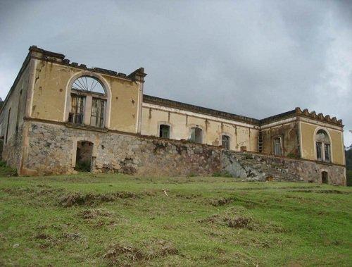 Paseo por Mexico Ex Hacienda de Almeya en Aquixtla