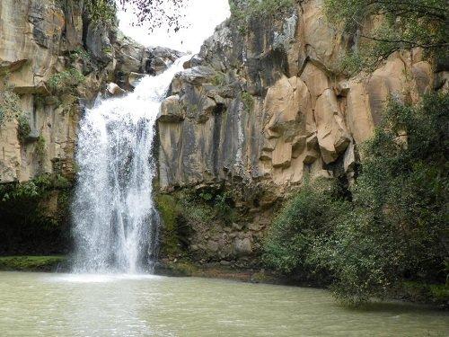 Paseo por Mexico Cascada Popocaya en Aquixtla