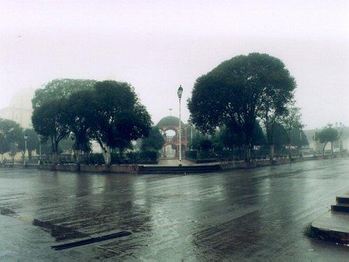 Paseo por Mexico Zócalo de Atempan