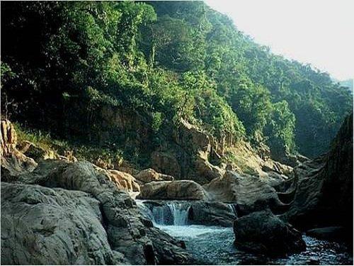 Paseo por Mexico Río Cempoala en Atlequizayan