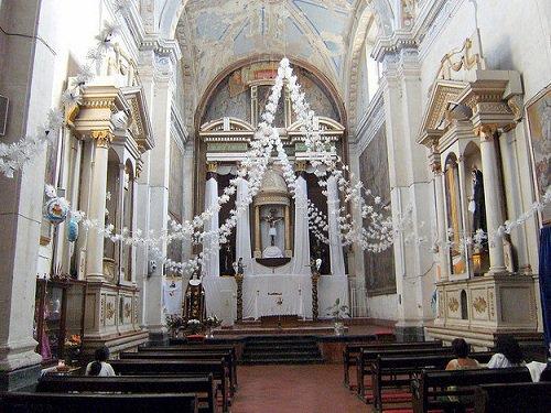 Paseo por Mexico Interior de Convento e Iglesia de las Clarisas de Atlixco