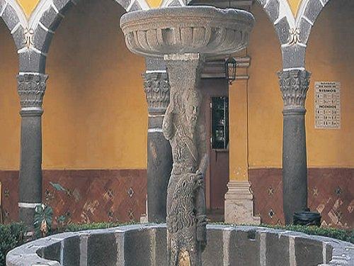 Paseo por Mexico El Hospital de San Juan de Dios en Atlixco