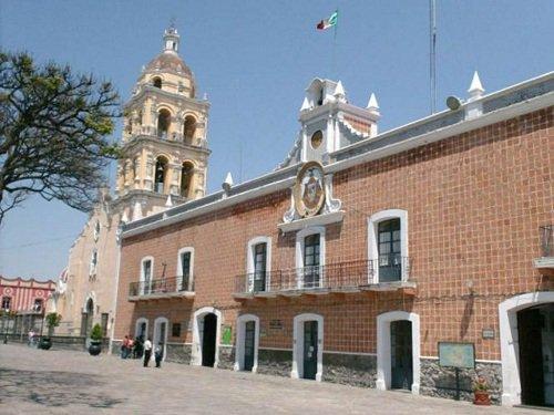 Paseo por Mexico Palacio Municipal Atlixco