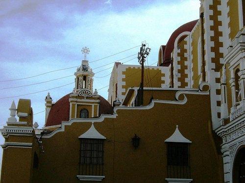 Paseo por Mexico La Iglesia de San Agustín en Atlixco