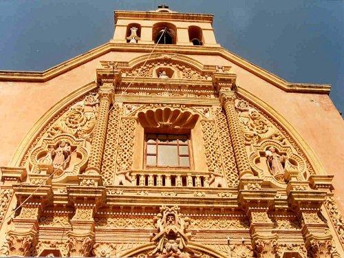 Paseo por Mexico Capilla de la Tercera Orden en Atlixco