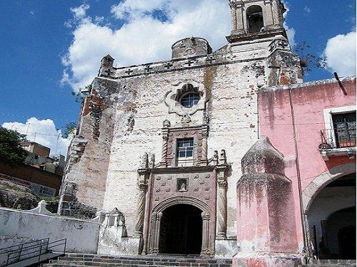 Paseo por Mexico Ex convento de San Francisco de Atlixco