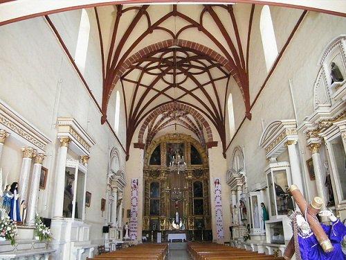 Paseo por Mexico Interior de Ex convento de San Francisco de Atlixco
