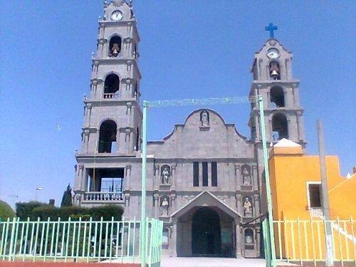 Paseo por Mexico Iglesia del Divino Salvador en Atoyatempan