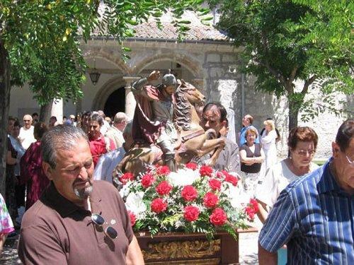 Paseo por Mexico Fiesta Patronal a Santiago Atzitzihuacan