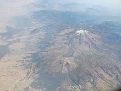 Paseo por Mexico Alpinismo en Atzitzintla