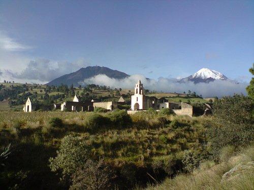 Paseo por Mexico Haciendas en Atzitzintla