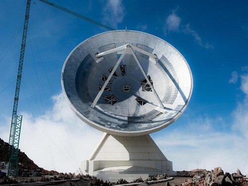 Paseo por Mexico Gran Telescopio Milimétrico de Atzitzintla