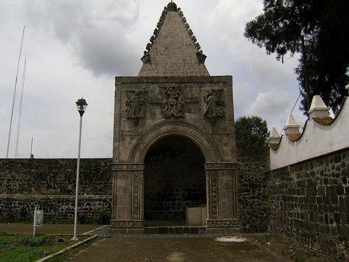 Paseo por Mexico Arte de Ex Convento Franciscano de Calpan