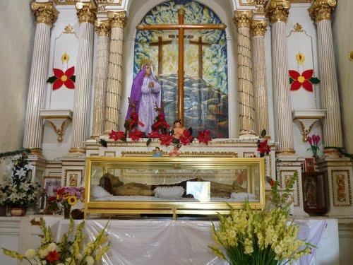 Paseo por Mexico Santuario del Señor de la Misericordia en Caltepec