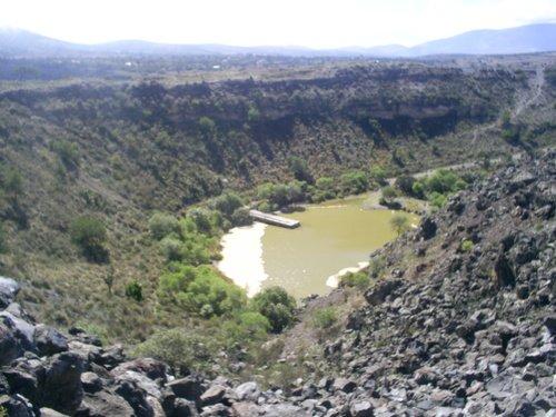 Paseo por Mexico El cerro de Texoyuca en Cañada Morelos