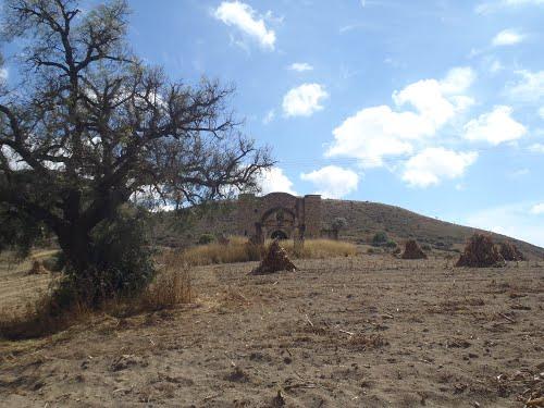 Paseo por Mexico Ex hacienda de San Jerónimo en Chalchicomula de Sesma