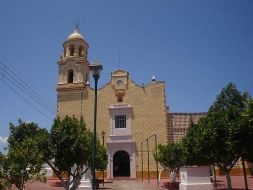Paseo por Mexico Parroquia de Chiautla de Tapia