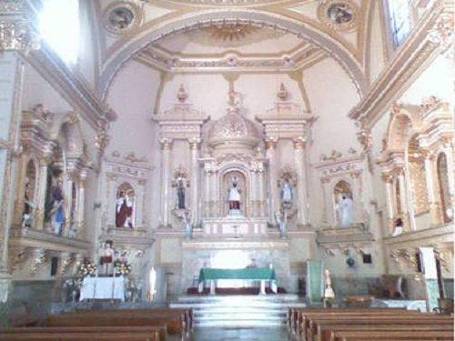 Paseo por Mexico Interior de Parroquia de Chiautla de Tapia